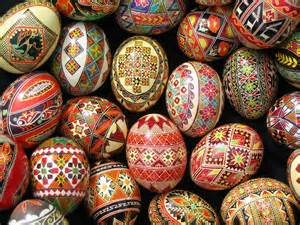 Decorated Eggs by Ukrainian Egg Decoration Workshop The Fillmore Gazette