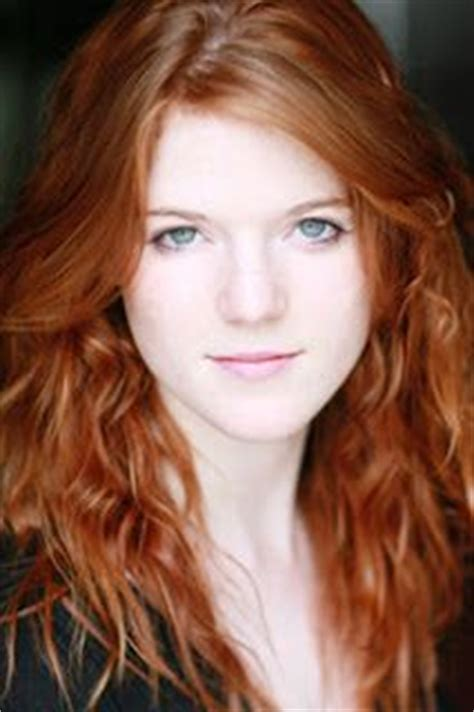 redhead actress game of thrones season 6 rose leslie chateaus and roses on pinterest