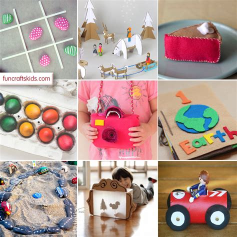 10 fantastic toys crafts