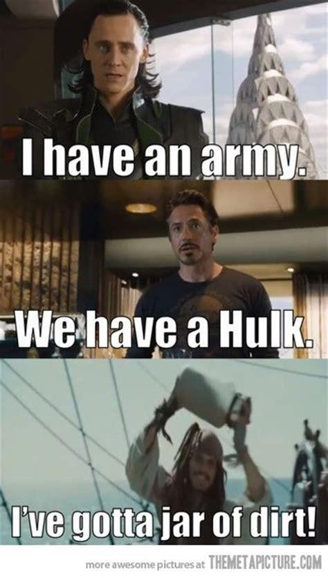 Avengers Meme - marvel quotes like success