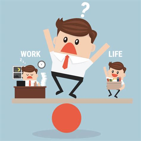 how do balancing work maintaining work balance when business is booming