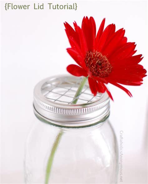 vasi di vetro con coperchio creare vasi fai da te con un barattolo di vetro e