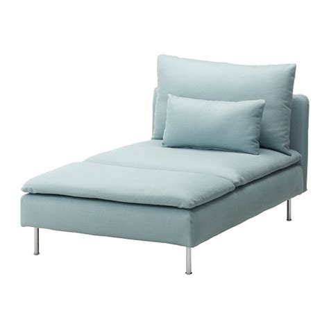chaise lounge chair ikea s 214 derhamn chaise isefall light turquoise ikea