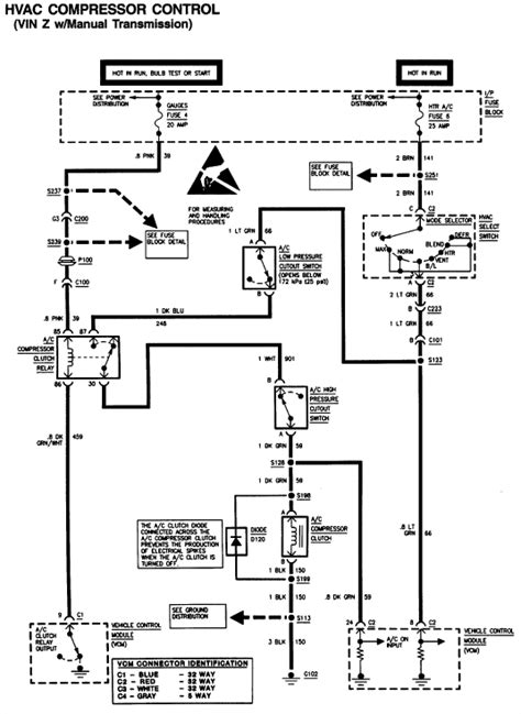 1995 gmc wiring diagram 1995 gmc sonoma wiring diagram wiring diagram with