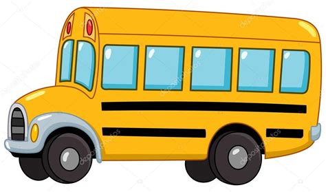 imagenes buses escolares animados micro escolar dibujo imagui
