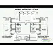 Power Window Wiring Diagram 1  YouTube