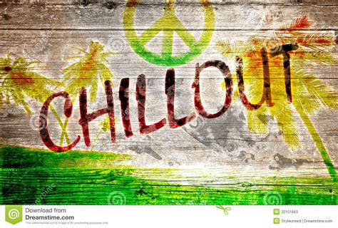 chill out graffiti wallpaper chillout background stock photos image 32101663