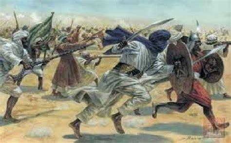 Peperangan Rasulullah story 30 perang yang dialami oleh rasulullah
