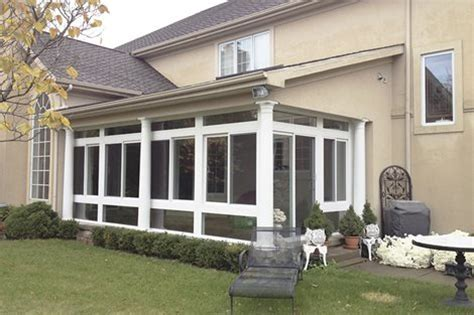 an iron roof and all glass walls betterliving sunrooms patio rooms care free homes inc