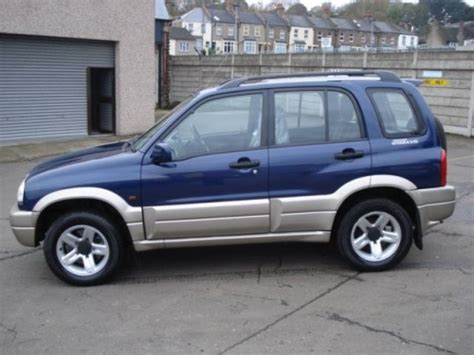 Suzuki Grand Vitara 2000 Suzuki Grand Vitara Picture Suzuki Grand Vitara 2000 V6