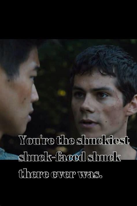 Movie Quote Memes - maze runner quotes funny movie quotesgram