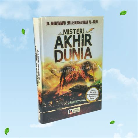 Misteri Akhir Dunia buku misteri akhir dunia bukumuslim co