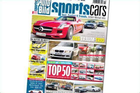 Auto Bild Sportscars Ausgabe 4 by 100 Ausgaben Auto Bild Sportscars Bilder Autobild De