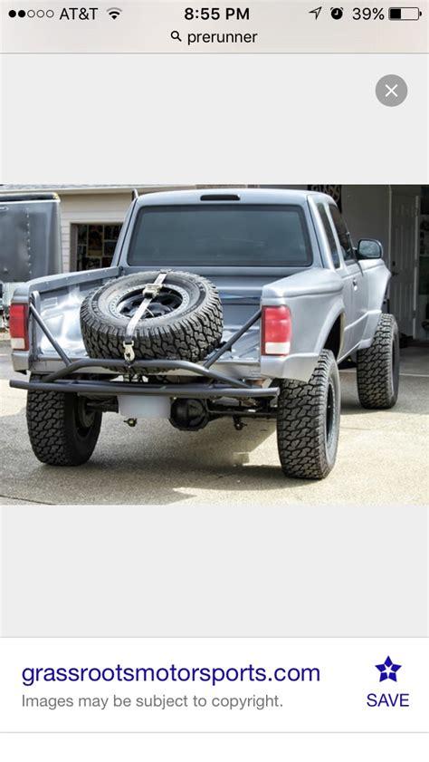 prerunner jeep comanche removable prerunner tire carrier idea mj tech