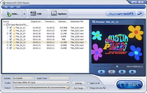 format dvd rip how to put dvd movie into windows movie maker and imovie