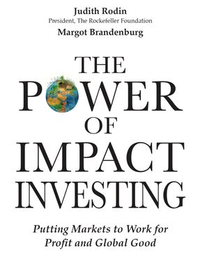 the power of impact investing community wealth org