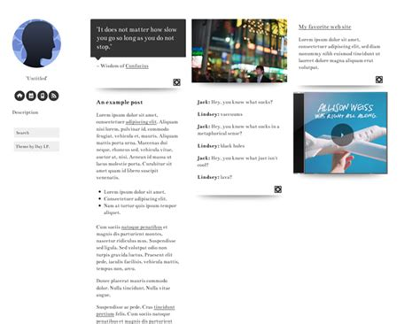 themes tumblr for text posts 70 awesome tumblr themes webdesigner depot