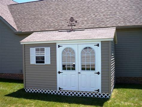 fiberglass shed doors