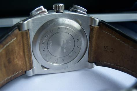 Jam Tangan Bvlgari Ergon jam tangan for sale bvlgari ergon automatic chronograph sold