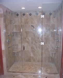 partial glass shower door 1000 images about frameless shower doors on