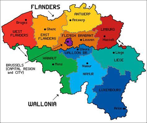 regions of belgium map understanding belgium geo cultural divisions