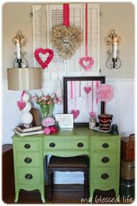 Decorate A Desk by That Apple Green Desk