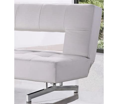 Dreamfurniture Com Divani Casa 0926 Modern Fold Out