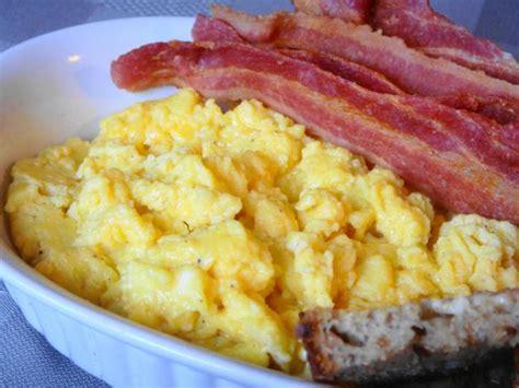 Fluffy Scrambled Eggs Recipe Taste Fluffy Scrambled Eggs Recipe Food