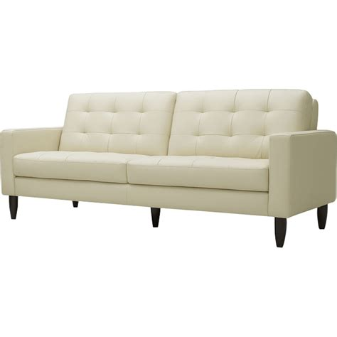 tufted leather sofa set caledonia 2 leather sofa set tufted dcg stores