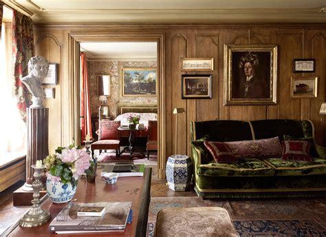 Classic Interior architectural digest studio peregalli luis ridao