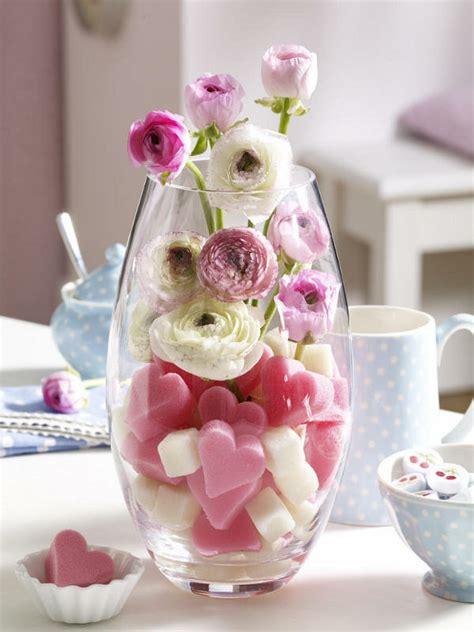 Blumen Tischdeko by Tischdeko Mit Blumen 35 Ideen