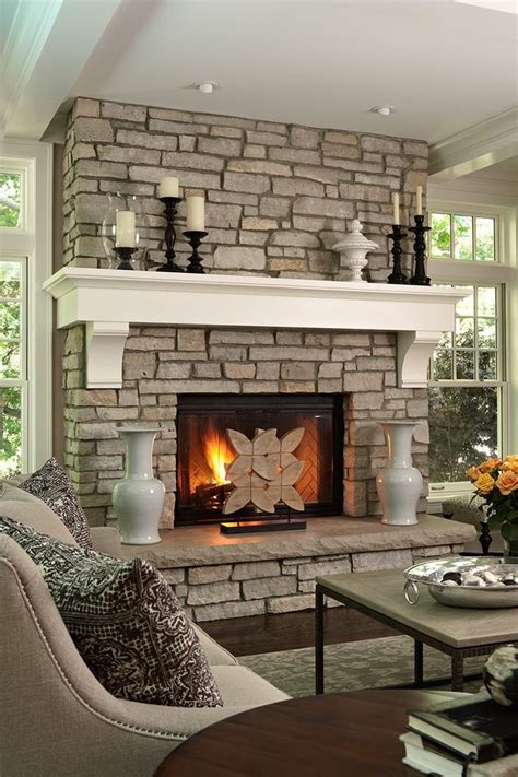 corner fireplace living room pinterest corner fireplace mantels living room traditional with