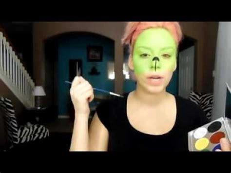 zombie grinch tutorial zombie grinch tutorial youtube