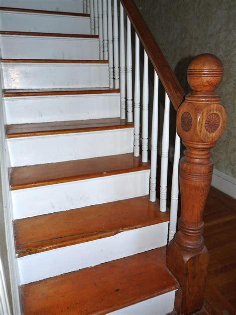 hazardous design refinishing the stairs part 1 sanding