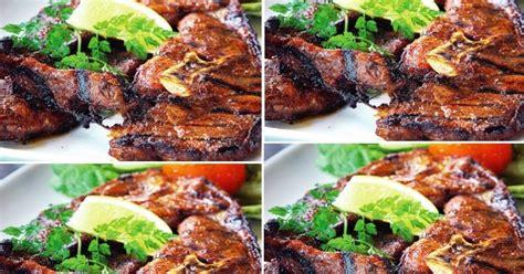 Rasa Rempah Nusantara Bumbu Daun Jeruk Purut Giling Kaffir Lime resep daging kambing bakar bumbu kecap aneka resep masakan nusantara