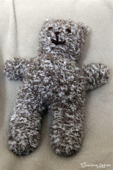 teddybaer stricken handmade kultur