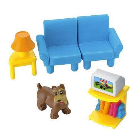 fisher price doll house furniture 3 jpg set id 2