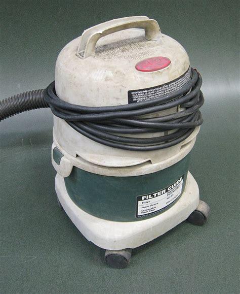 all around vacuum cleaner shop vac model qas60 all around 2 hp 6 1 5 gallon