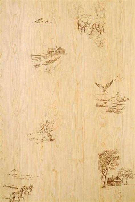 american pacific inc 4x8 1 8 american pecan decorative american pacific inc 4x8 1 8 hunters wood decorative