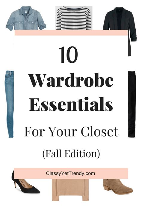 10 Wardrobe Essentials by 1000 Images About Fashion On Capsule Wardrobe