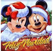 Gratis Im Genes Navide As De Mickey Mouse Y Minnie Para Facebook