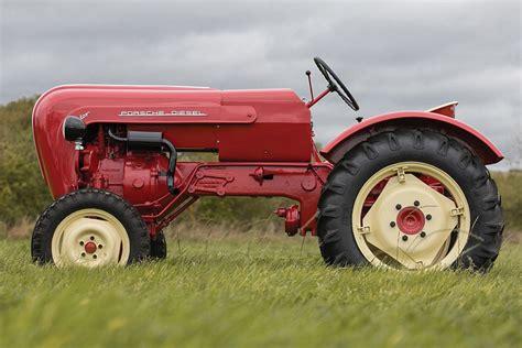 porsche tractors 1960 porsche diesel junior tractor uncrate