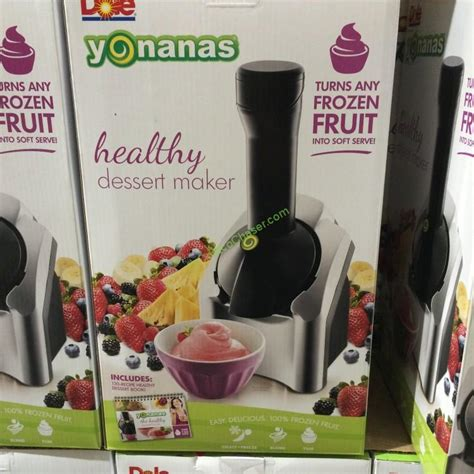 Blender Yonanas appliance page 8 costcochaser