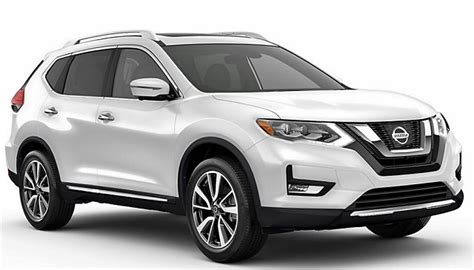 Nissan Suv 2020 by 2020 Nissan Rogue Redesign Hybrid Price Suv Project