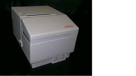 Printer Validasi unisys ef4271 validation and receipt printer 43556539 002 printer