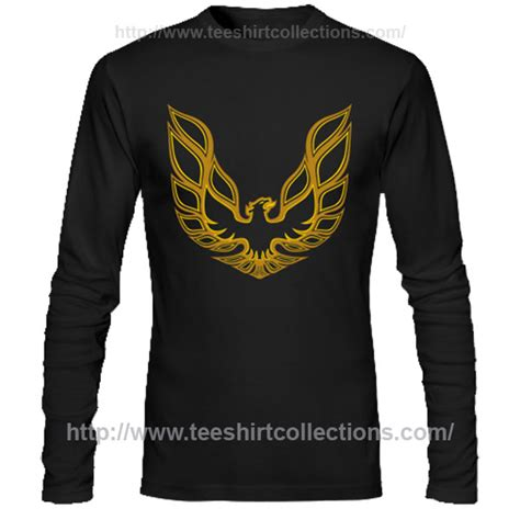 Logo Gta Trans Am Retro T Shirt firebird trans am t shirts sweater grey