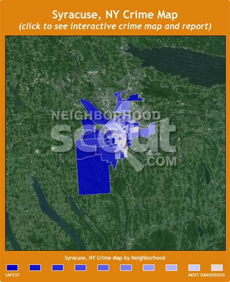 map of new york city crime rates syracuse ny crime rates and statistics neighborhoodscout