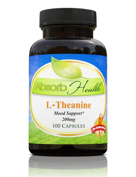 supplement l theanine buy l theanine capsules improve your mood now