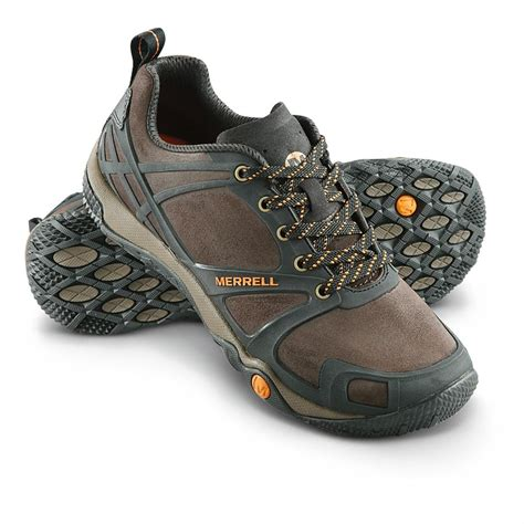 merrel sneakers merrell proterra hiking shoes espresso 617201 hiking