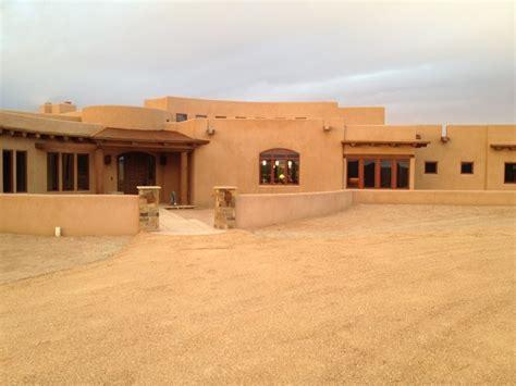 modern adobe houses santa fe modern adobe southwestern exterior